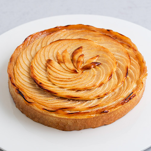Apple Tart Grand Mother Style