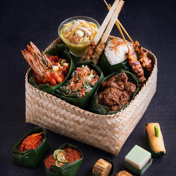 Flavours of Indonesia Set Menu