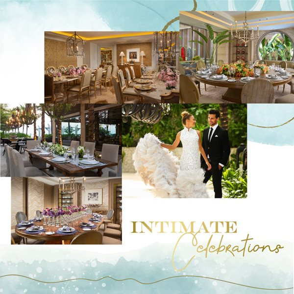 Intimate Celebrations