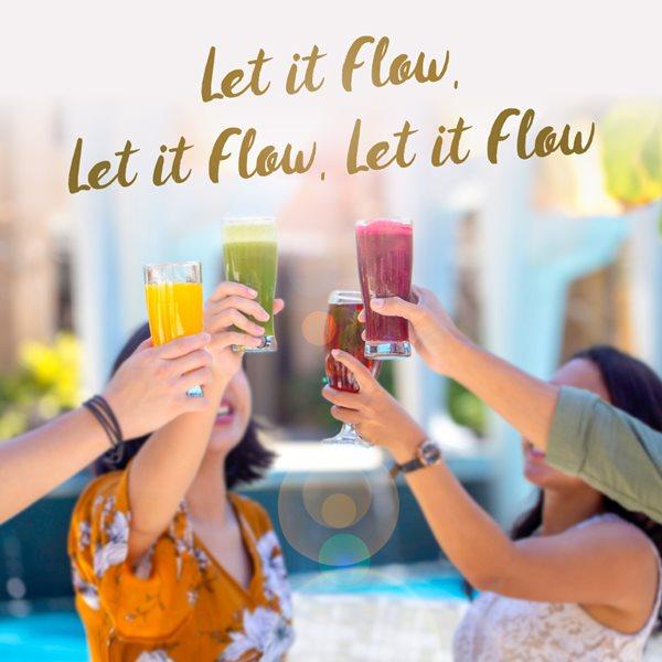 Let It Flow, Let It Flow, Let It Flow