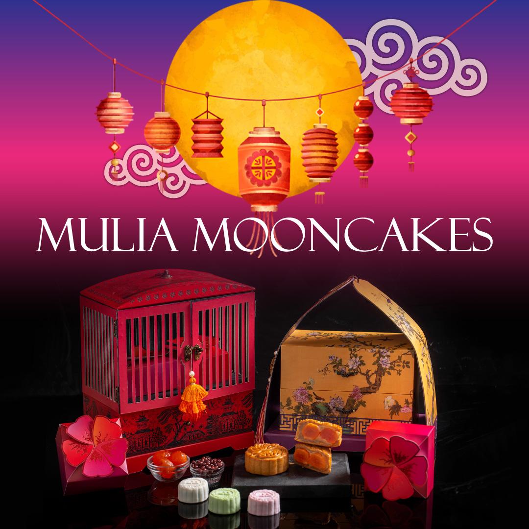 Mulia Mooncakes