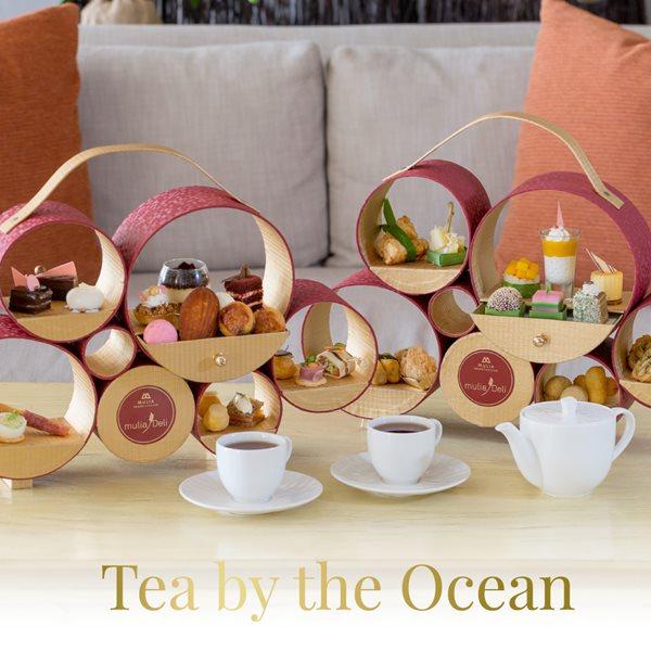 Tea by the Ocean