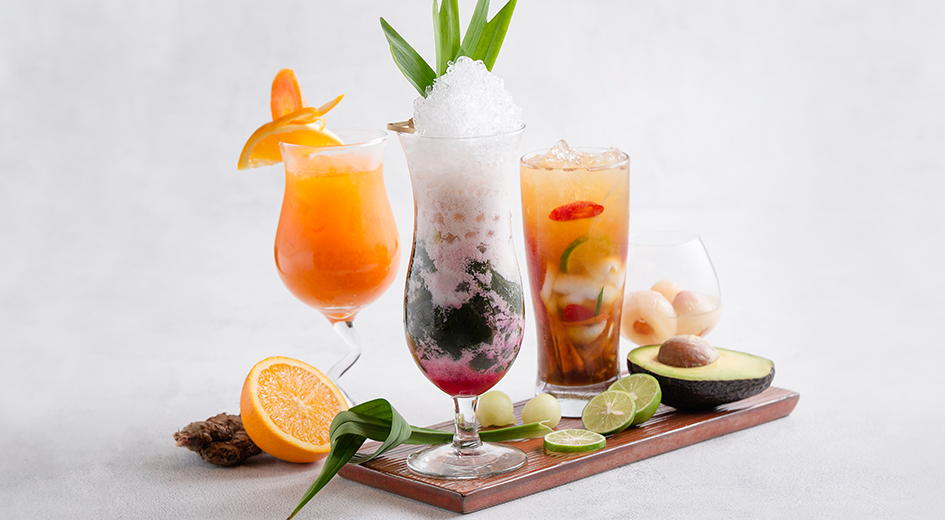 Tropical Delights at Mulia Bali