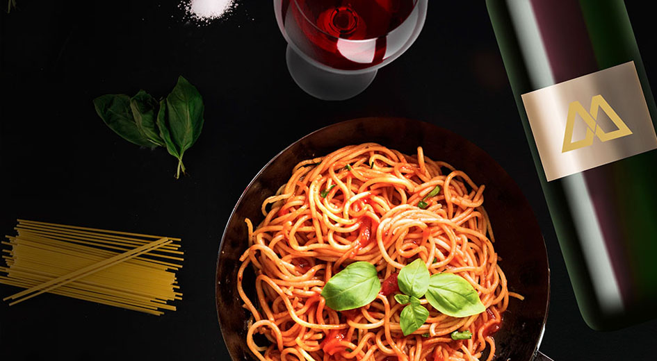 Dine with us the Italian Way