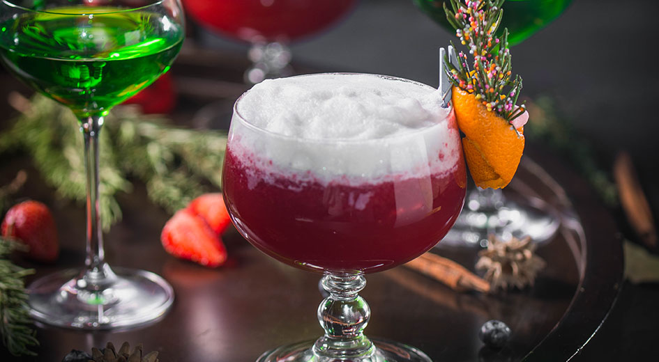 Holiday Libations