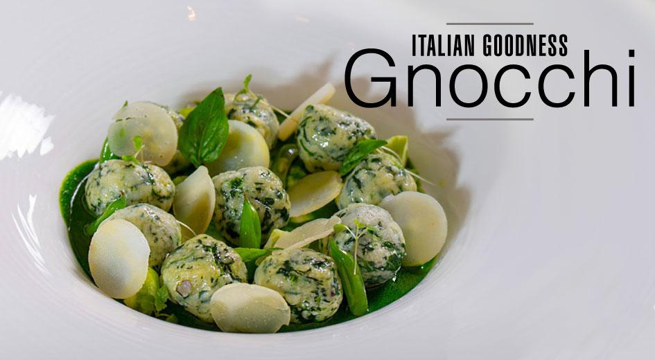 Italian Goodness Gnocchi