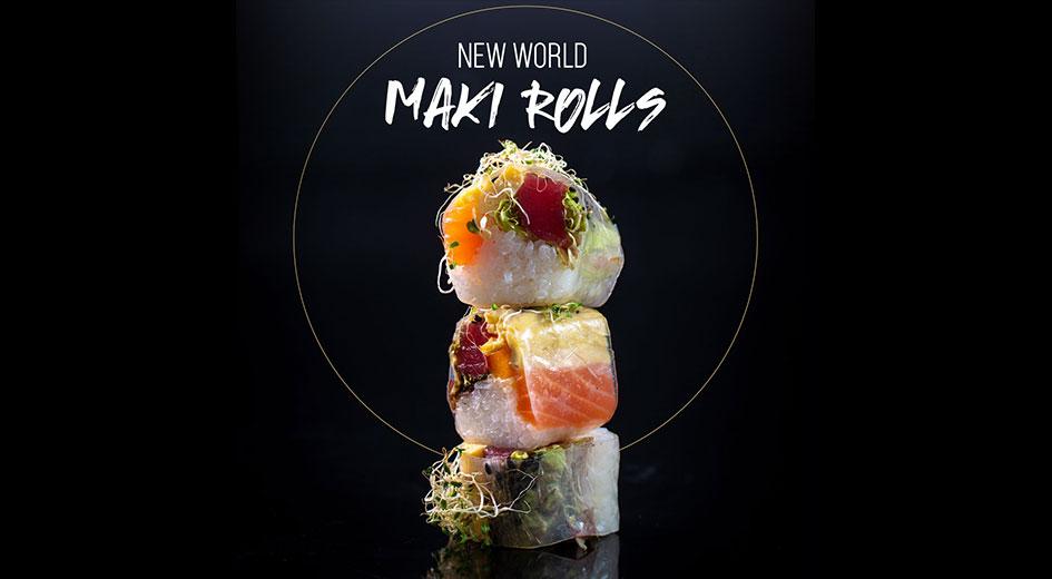 New World Maki Roll