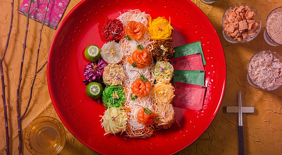 The Mulia Yee Sang